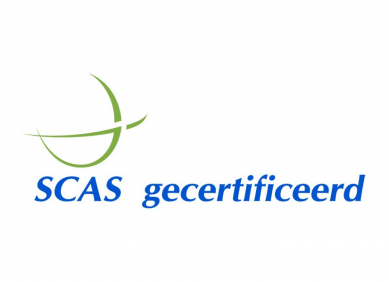 SportsClinic is SCAS-gecertificeerd